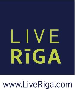 LiveRiga logo